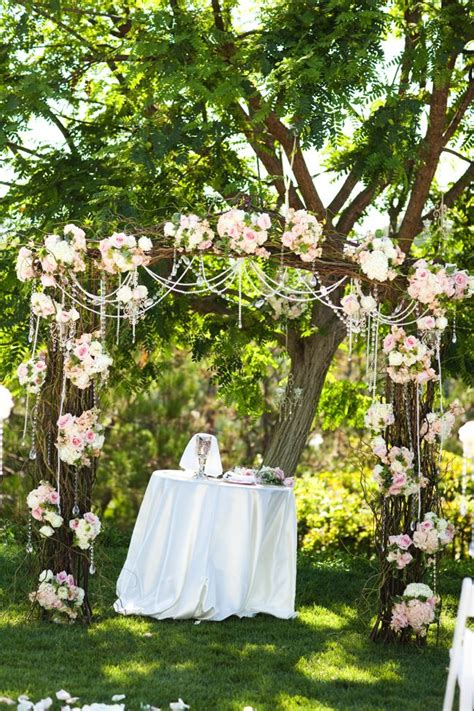 Trellis Decorations diy wedding arbor wedding ceremony arbor bamboo roses original jpeg 1379178585