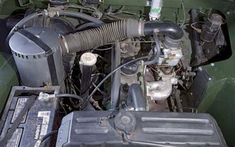 1966 land rover series iia swb engine photo 10