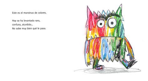 el monstruo de colores 8494504231 el monstruo de colores baobab aprender jugando