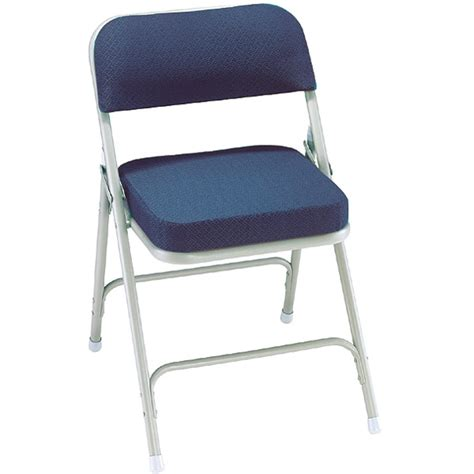 Armchair Nation by 3200 Padded Folding Chair National Seating