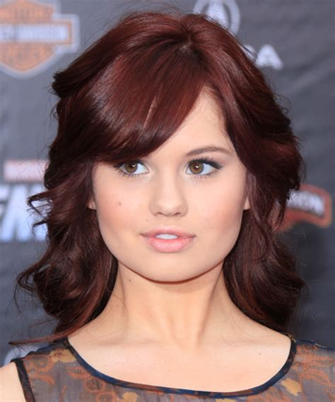 hairstyles with brown hair and red highlights 26 pretty brown hair with red highlights for 2013