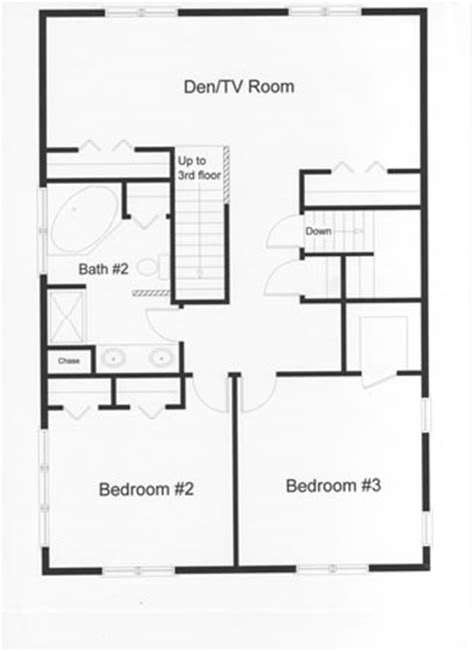 open space floor plans 3 bedroom floor plans monmouth county county new
