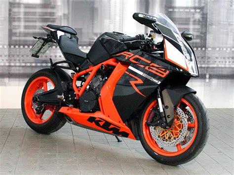Ktm Rc8 Orange Ktm Rc8 R 1190 Colore Black Orange Km 4 200 Usata Annuncio