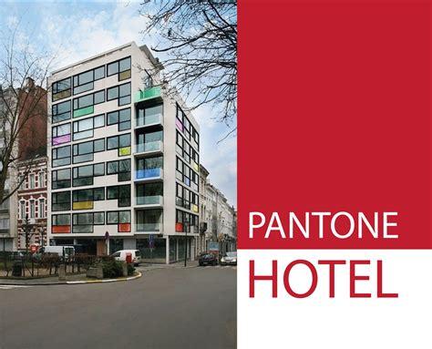 pantone hotel pantone hotel ebberiginal
