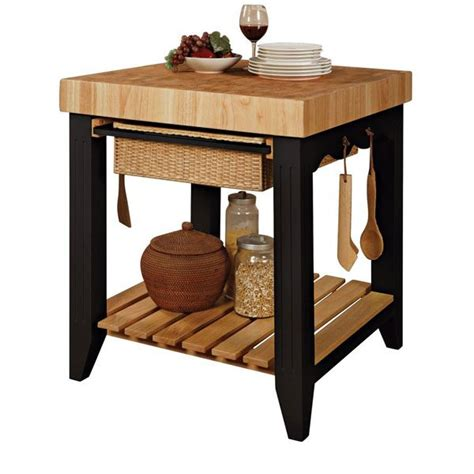 powell color story black butcher block kitchen island inspired kitchen in new orlean eatwell101