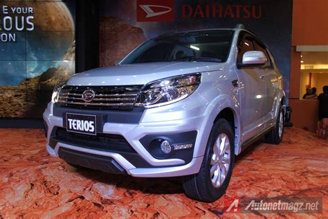 daihatsu terios 2015 2015 daihatsu terios ii pictures information and specs