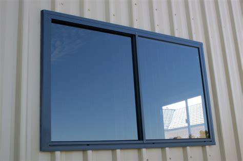 Metal Sheds With Windows by Steel Clad Buildings Advance Metal Industries Australia