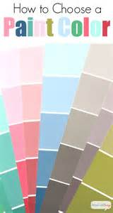 how to choose a paint color 12 tips for choosing paint colors atta girl says
