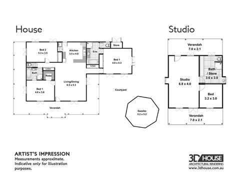 real estate floor plan real estate floor plans 3d house sunshine coast