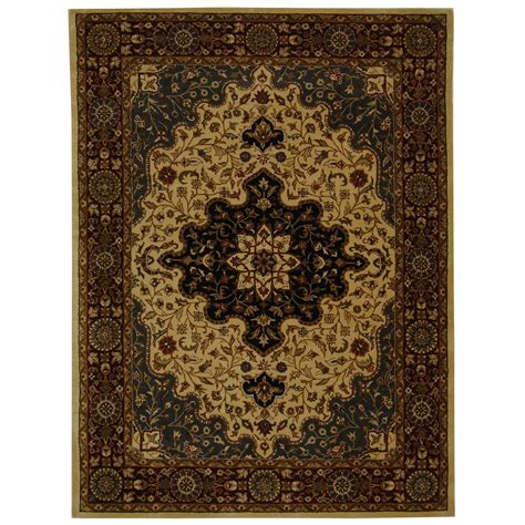 Tufted Wool Area Rugs by Safavieh Tufted Heritage Ivory Wool Area Rugs