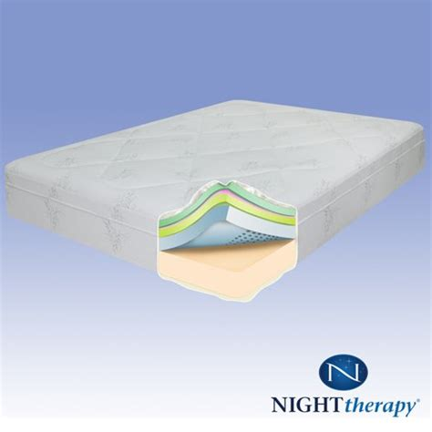 Therapudic Mattress by Mattress Ratings 12 Therapeutic Pressure Relief Memory