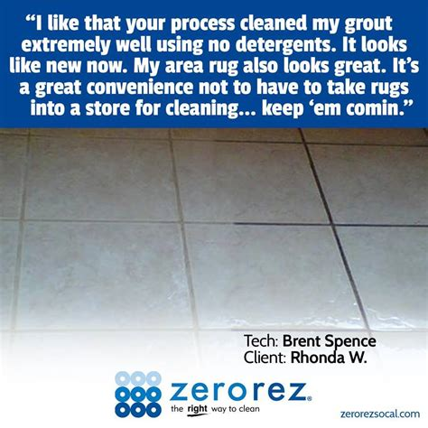 Zerorez Grout Cleaning Zerorez Carpet Cleaning In Orange County Zerorez