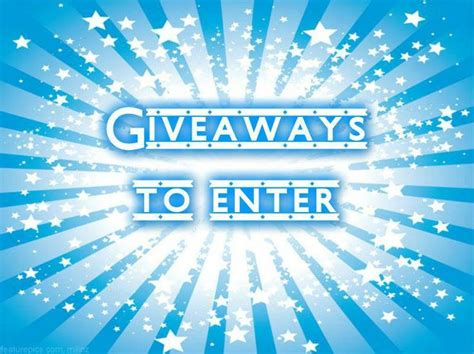 Enter Free Events Monthly Giveaway by 14 Best Images About Giveaways To Enter On