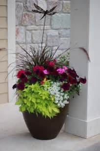 25 best ideas about front porch planters on pinterest