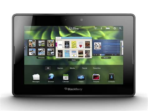 Tablet Blackberry blackberry playbook gadgetsin