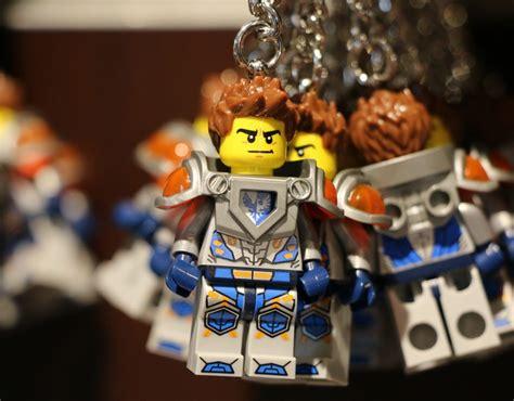 lego nexo knights minifiguren packs axl lunch set clay