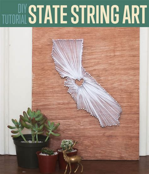 home decor tutorial 25 diy string art ideas tutorials for your home decor