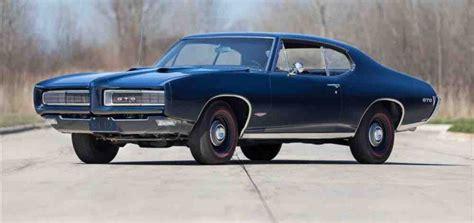 hayes auto repair manual 1972 pontiac gto head up display 1968 pontiac gto ram air ii headed to auction gm authority