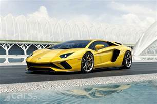Uk Lamborghini 2017 Lamborghini Aventador S Arrives With 730bhp Cars Uk