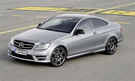 mercedes amg c250 mercedes c250 coupe sport adds amg visuals and