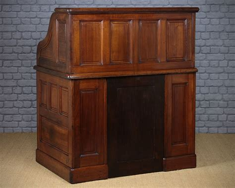 Small Antique Roll Top Desk Small Edwardian Roll Top Desk C 1905 Antiques Atlas