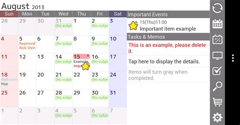 calendar app for android 12 of the best calendar apps available for your android smartphone