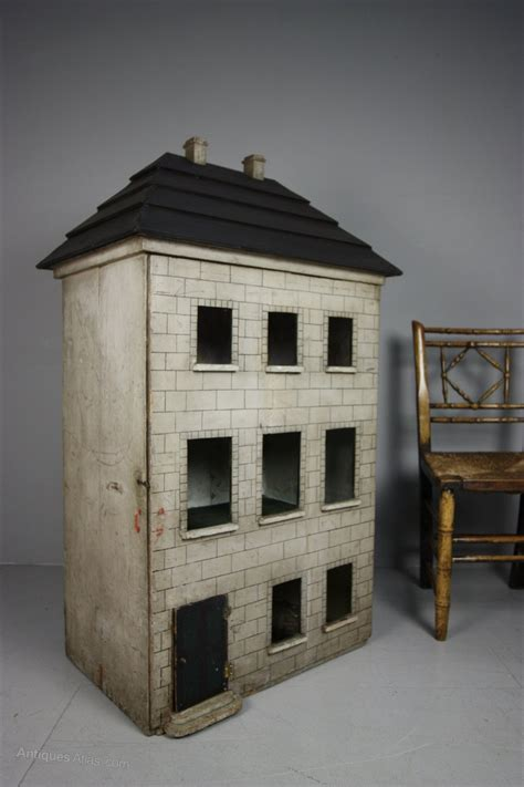georgian dolls house antiques atlas tall english georgian antique doll s house