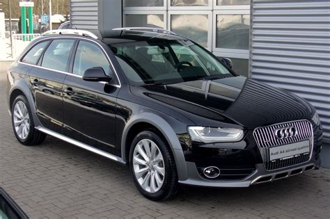 Audi A4 S Tronic by Datei Audi A4 B8 Facelift Allroad Quattro 2 0 Tfsi S