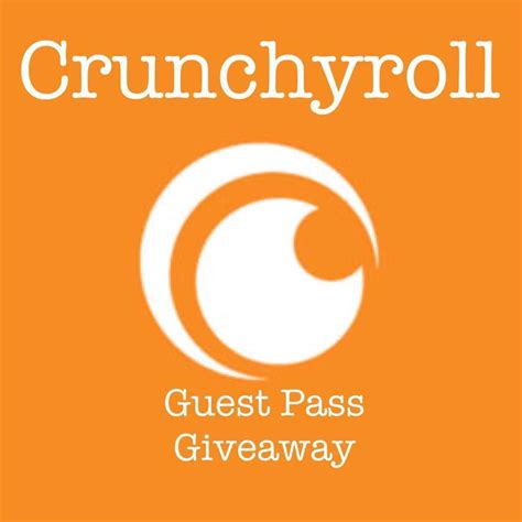 Crunchyroll Guest Pass Giveaway - guest pass giveaway contest over anime amino