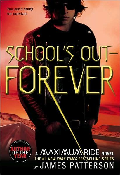 Maximum Ride Boxed Set 1 school s out forever maximum ride series 2 by