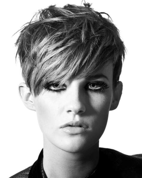 can you have a choppy pixie cut on a heart shaped face the 25 best messy pixie haircut ideas on pinterest