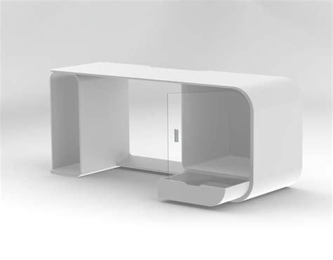 Future Desks future desk free 3d model ige igs iges cgtrader