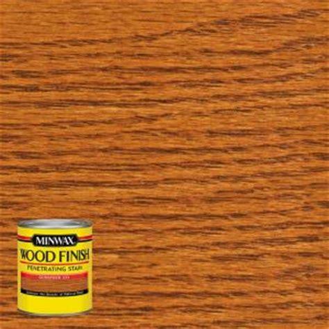 minwax  oz wood finish gunstock oil based interior stain