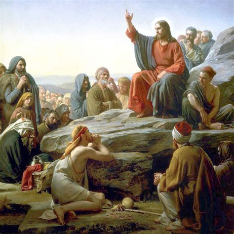 jesus and his disciples called to be sons of god the herald