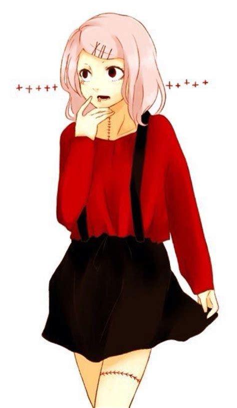 female juuzou love  anime tokyo ghoul  cosplay