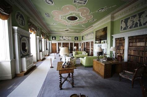 scottish homes and interiors scottish castles mellerstain castle