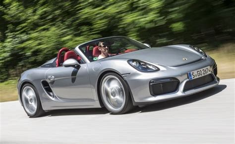 Porsche Boxster 981 Forum by F430 Spider 6 Speed Manual Or 981 Boxster Spyder