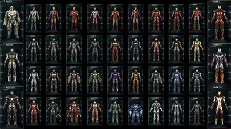 sets iron man hall armour men lego