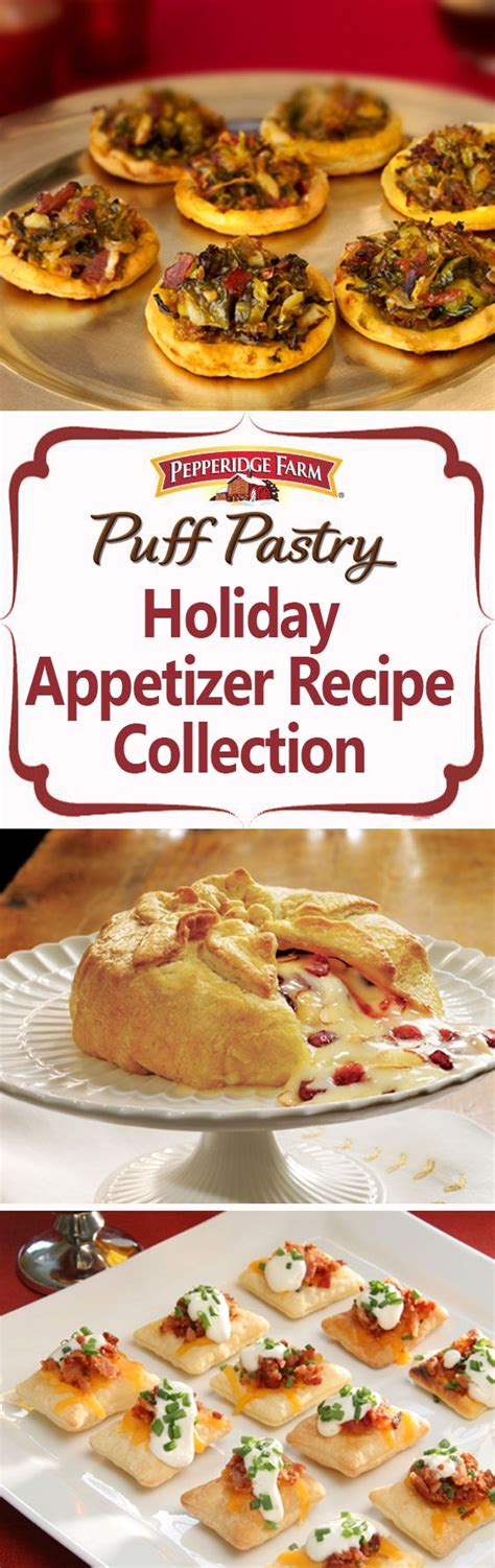 new year potluck recipes pepperidge farm puff pastry appetizer recipe