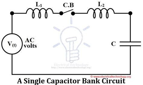 capacitor bank inrush current high inrush current in capacitor switching and ways to prevent it