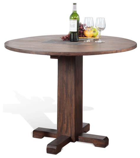 drop leaf table transitional dining