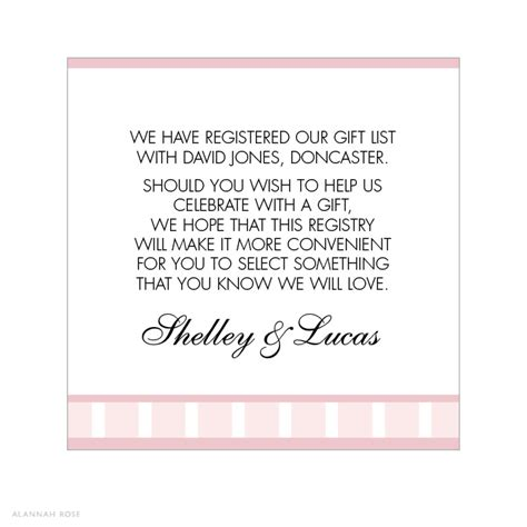 Gift Card Registry - gift card wedding registry lilbibby com