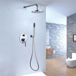 brewst brass shower shower system