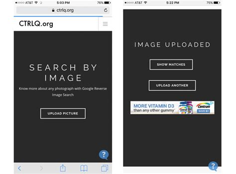 Performing A Image Search Using How To Perform An Image Search Or A Image Search In Android Or Ios Digital