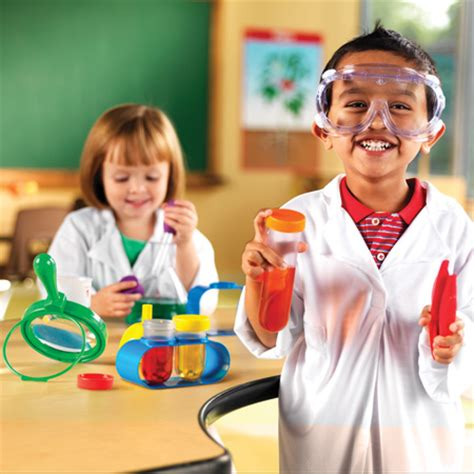 Amazon.com: Learning Resources Primary Science Lab Set
