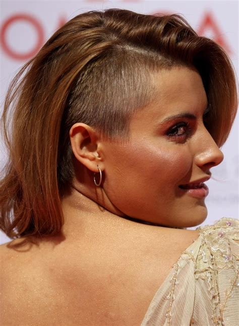 top  bold bald  beautiful hairstyles