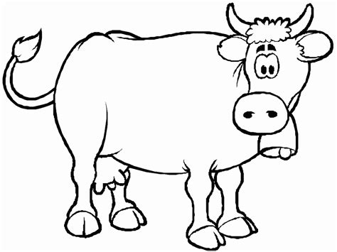 cow coloring pages free printable download cow coloring pages printable animals or print cow