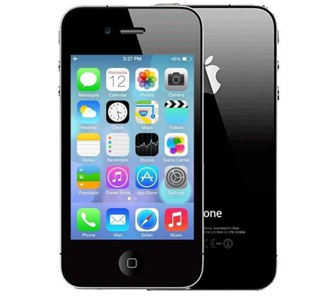 apple iphone 4 8gb black verizon page plus smartphone md146ll a 400047796858 ebay