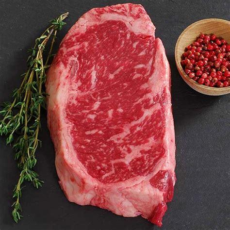 wagyu marble grade 12 wagyu beef new york steak marble grade 8 by
