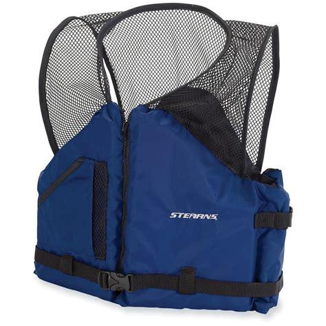 comfortable life vest stearns 174 comfort series boating life vest 108441 ski